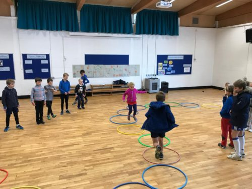 Multi Sports Programme, Combe Down Primary