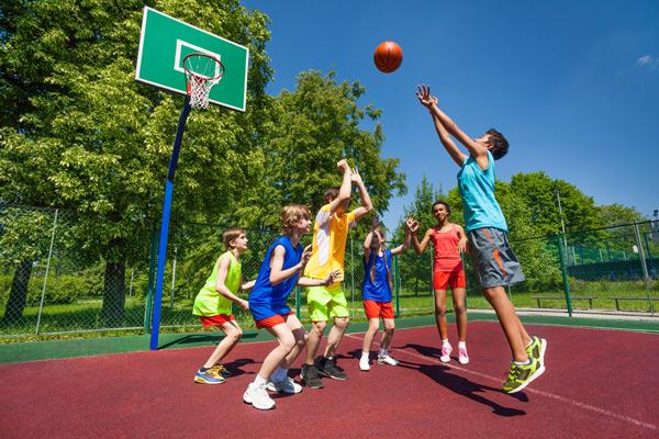 Year 1, 2 & 3   /   Multi Sports Club   (Monday)   –  Kington St Michael Primary School