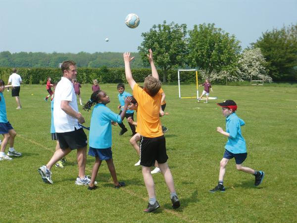 Colerne Primary School – Year 1 & 2 / Multi Sports Club (Thursdays)
